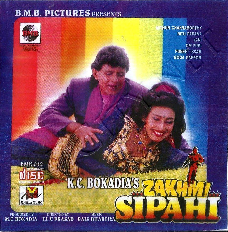 Zakhmi Sipahi [1992 - FLAC] | Bollywood songs | Bollywood