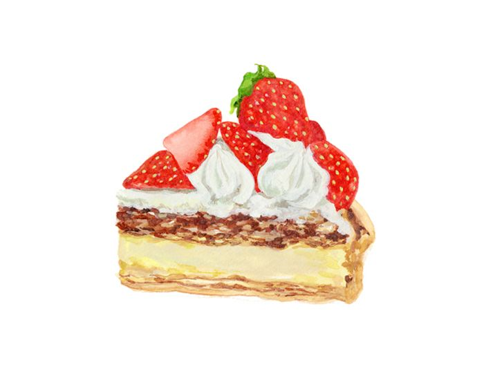 イチゴタルト Gallery 愛川 空 イチゴタルト 食べ物のアイデア デザート