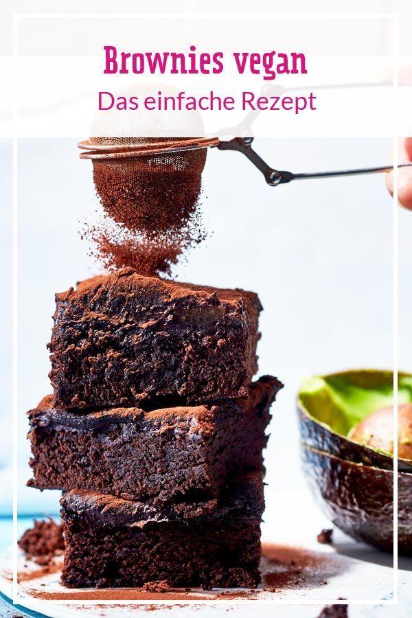 Photo of Brownies vegan – so einfach geht's   LECKER