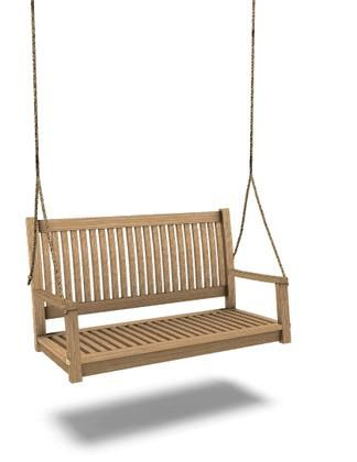 Sasilia s Outdoor Havana Hanging bench