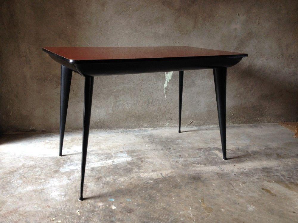 Tavolo anni 50 formica | ilREstaurato - Modernariato & Vintage ...
