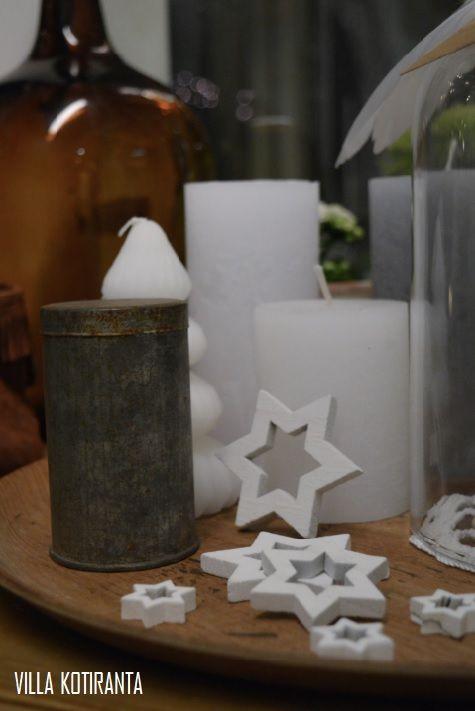 Järvenpään Kukkatalon joulusomistus 2016 - blogini kampanjaviikko! / Christmas decorations for Järvenpään Kukkatalo -company 2016 - the campaign week of my blog!