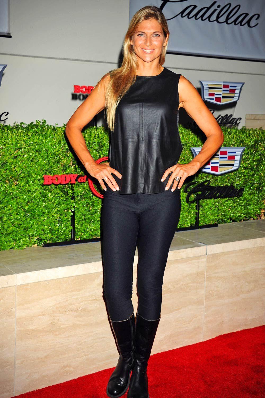 Gabrielle Reece Attends Body At Espys Moda De Mujer Que