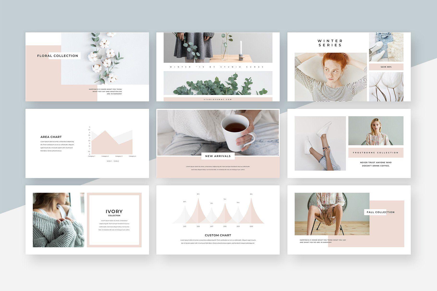 Aesthetic Google Slides Pinterest