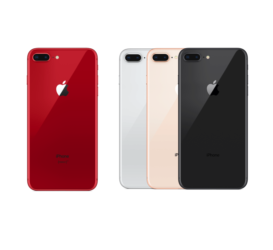 Apple iPhone 8 PLUS 64GB RED \u0026 All Colors! GSM \u0026 CDMA