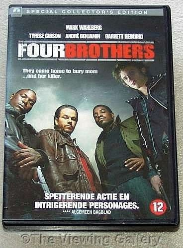 four brothers full movie video