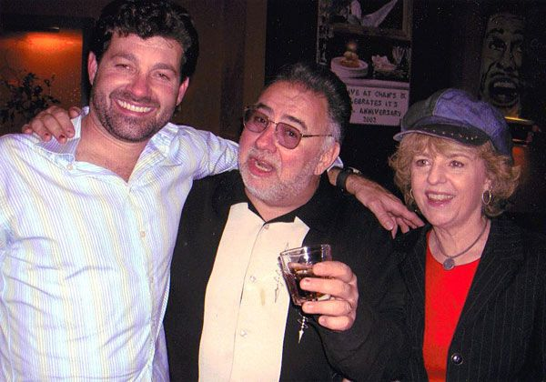 Tab Benoit with his biggest fans?  I am Tab's biggest fan :-)