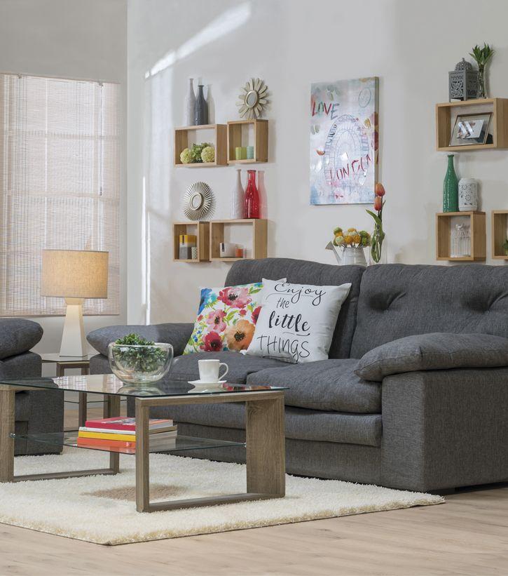 Tu sala es el mejor lugar de la casa para compartir hazlo for Decoraciones de apartamentos 2016
