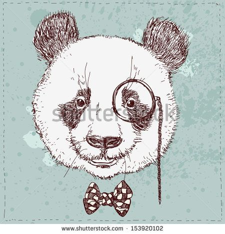 Image from http://thumb9.shutterstock.com/display_pic_with_logo/1758251/153920102/stock-vector-vintage-sketch-illustration-of-panda-bear-in-hat-in-vector-153920102.jpg.