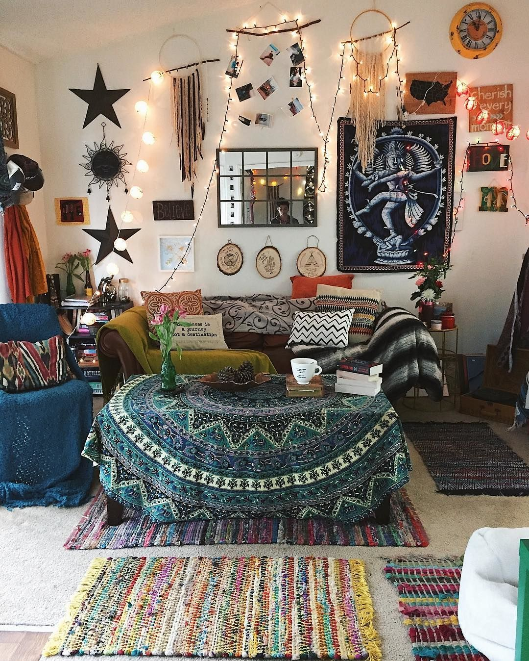 3,902 gilla-markeringar, 33 kommentarer - Bohemian Vibes ... on Room Decor Indie id=52253