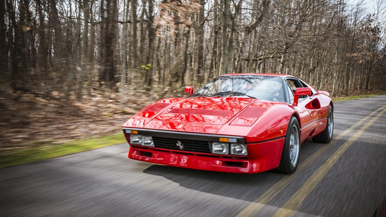 Possibly My Favorite Ferrari Ever Made The 84 388 Gto This Was Made Back When Magnum Was Driving His 308 Gtb On Tv If You Ferrari 288 Gto Ferrari Car Gto