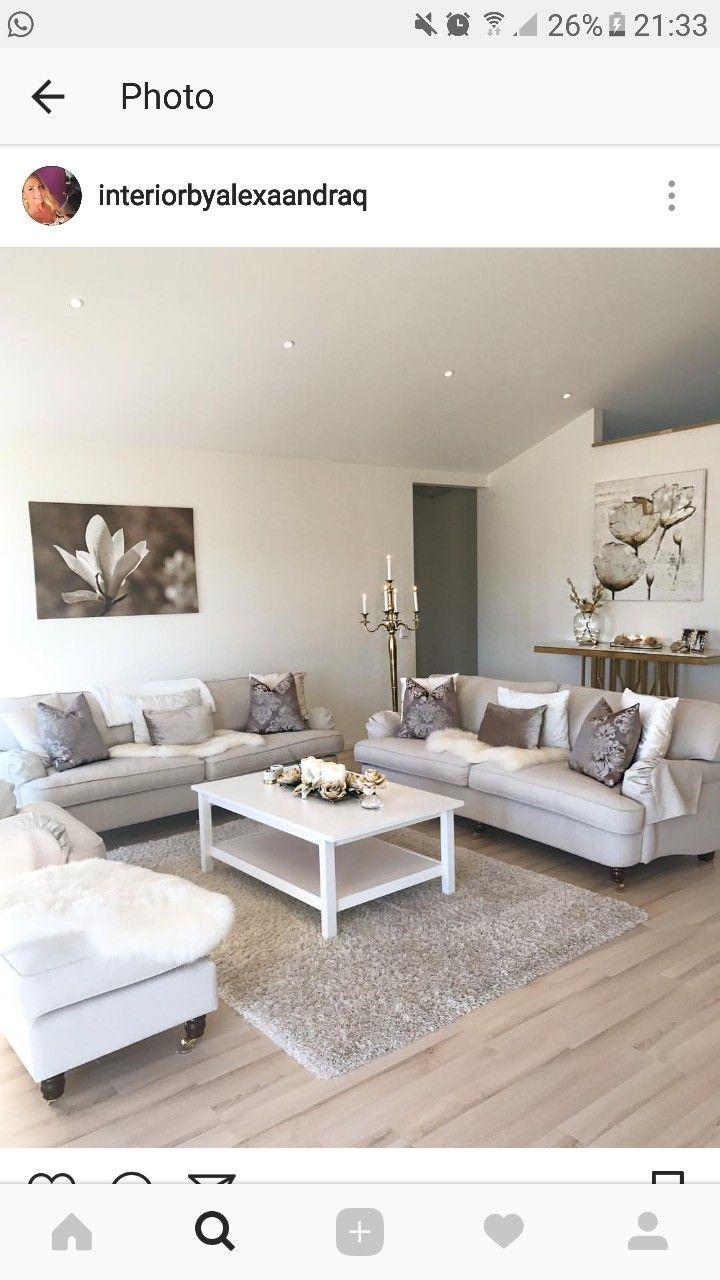 Pin di cinzia caruso su soggiorno d co maison deco interieur moderne e d co salon - Decorazione pareti soggiorno ...