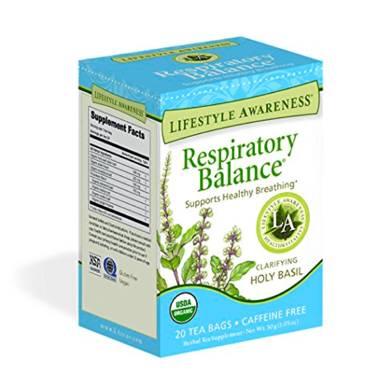 9 Best Lung Cleanse Tea Products for Breathing and Detox