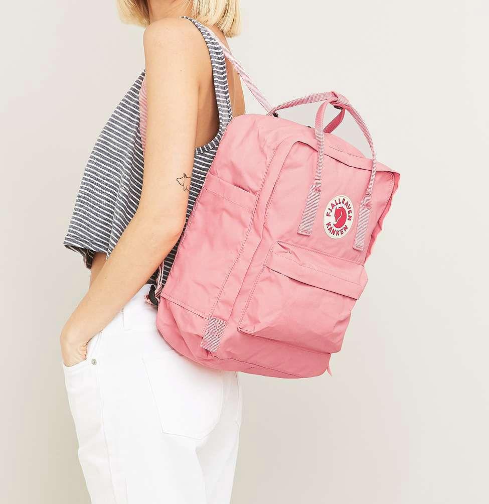 fjallraven kanken classic pink backpack fashion. Black Bedroom Furniture Sets. Home Design Ideas