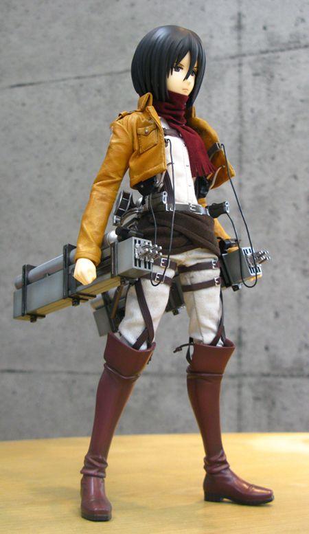 Mikasa figure