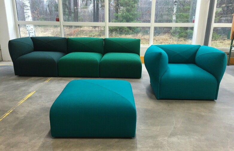 Blob Mobili ~ Blob modular sofa system by jonas ihreborn contractfurniture from