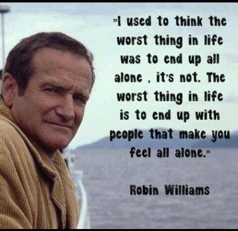 Robin Williams Quotes Enchanting Robin Williams Quote  Robin Williams  Pinterest  Robin Williams