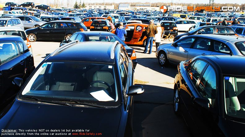 Used Car Auctions >> Pin By Ridesafely Com Inc On Used Car For Sale Auction