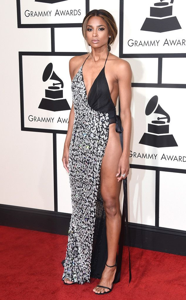 Photos From Grammys 2016 Red Carpet Arrivals E Online Grammy Dresses Grammy Awards Red Carpet Red Carpet Dresses