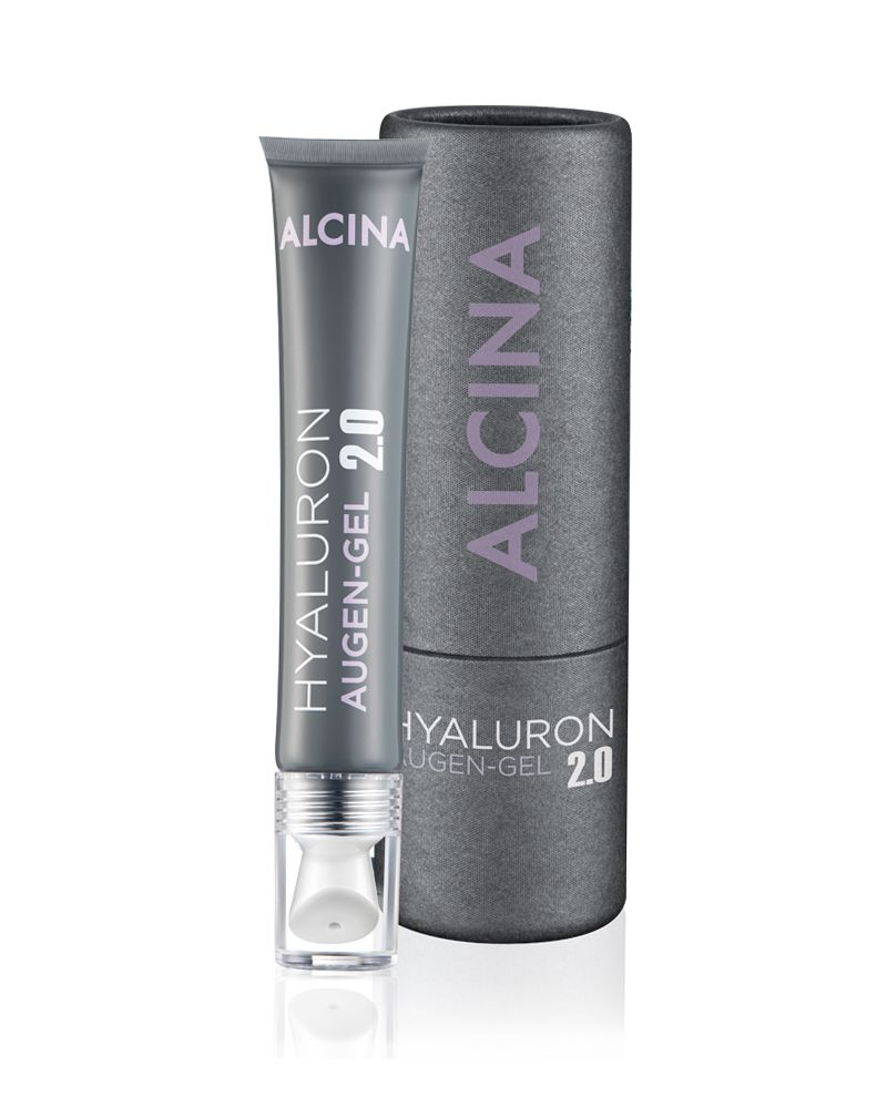 Alcina Hyaluron 20 Eye Gel 15ml Alcina