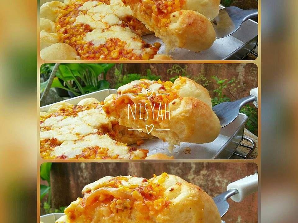 Resep Cheesy Bites Pizza Empuk Ulen 10 Menit Aja Oleh Nisyah Resep Resep Makanan Resep Masakan Resep
