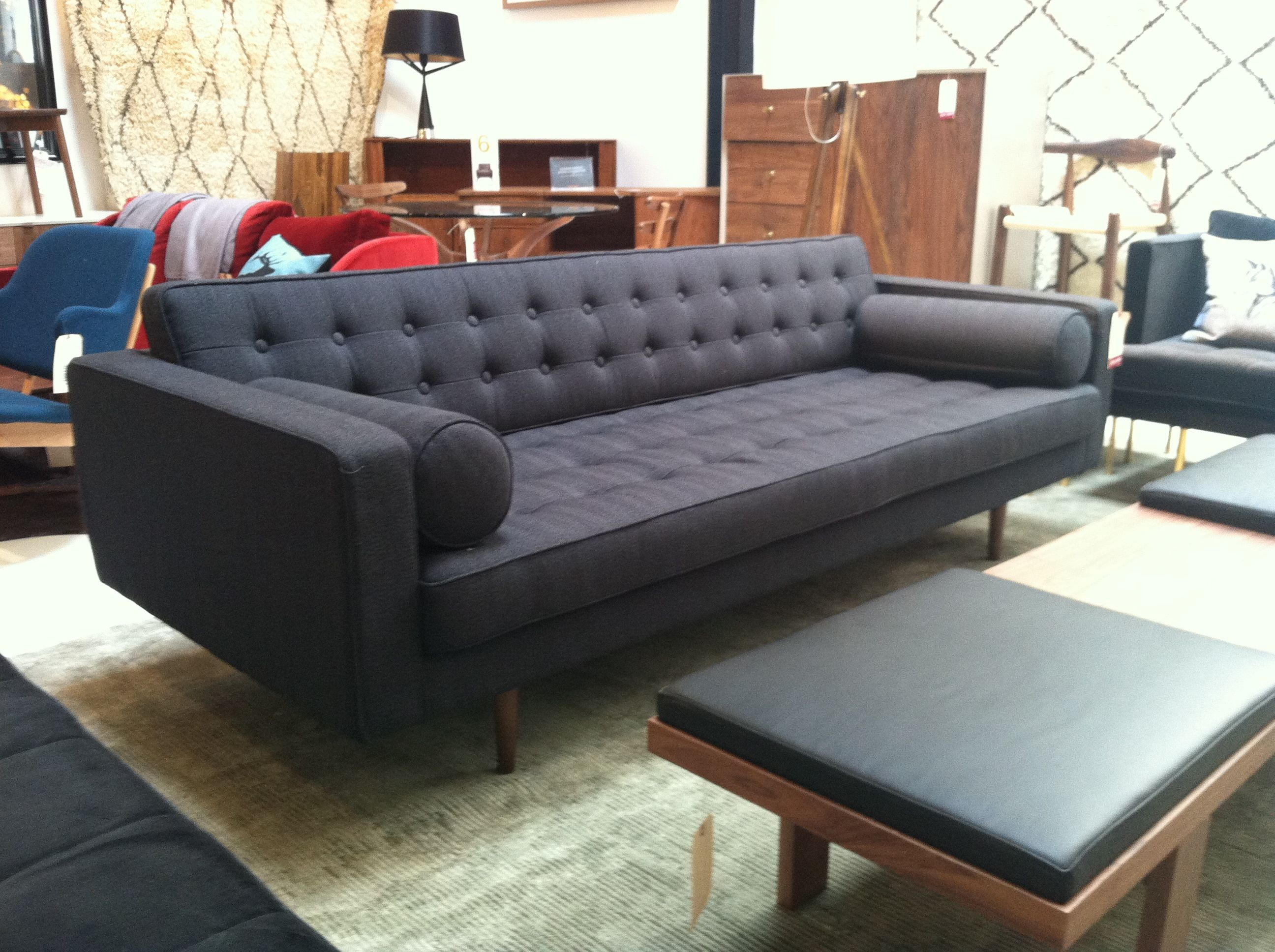 HD ButterCup Sale CapeTown Sofa = blue