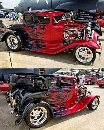 22 Trendy Ideas For Old Cars Classic Hot Rods