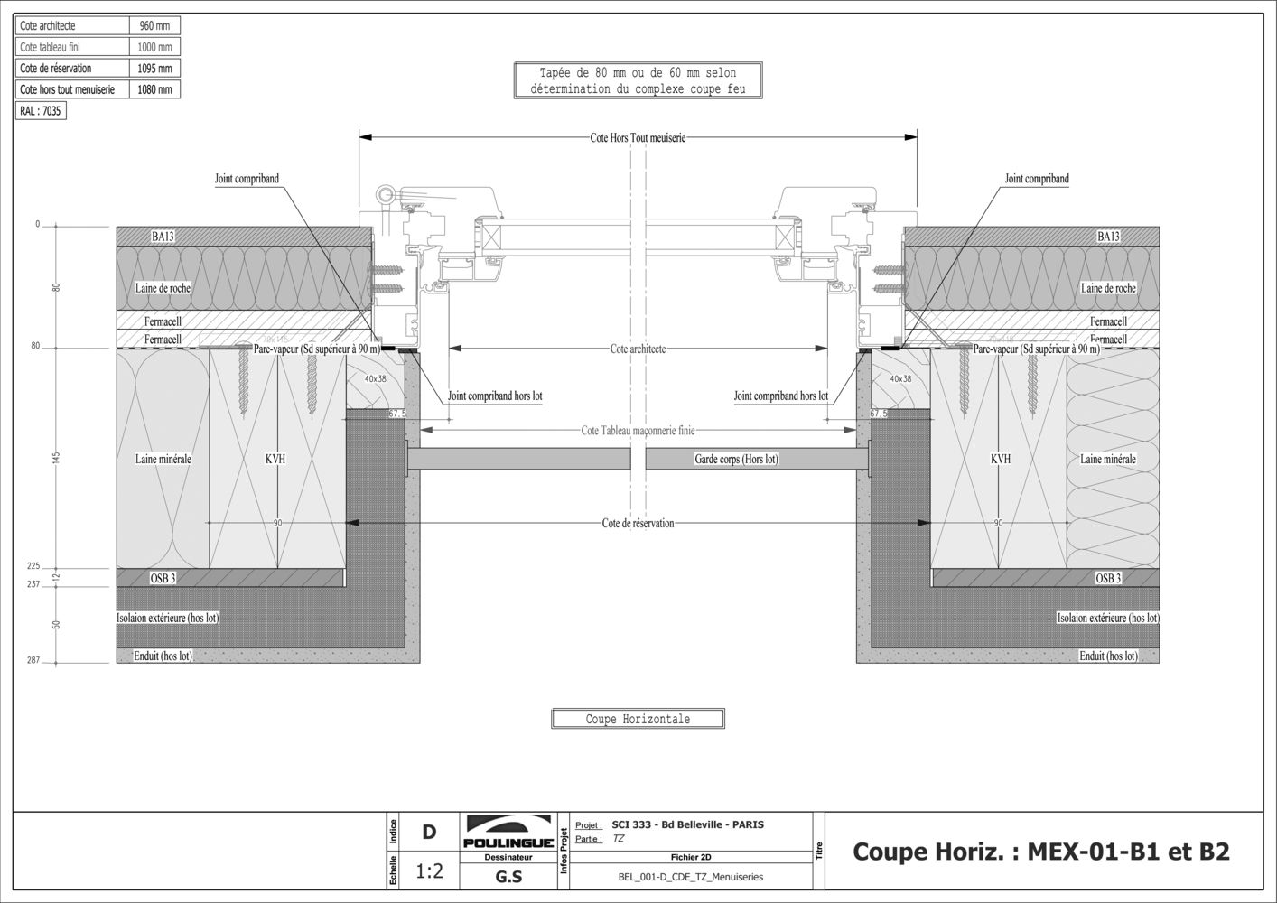 Gallery Of Belleville Septembre Architecture 20 In 2020 Architecture Details Architecture Concrete Structure