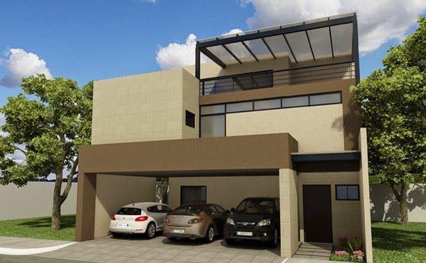 terrazas modernas techadas - Buscar con Google Casas de Ensueño
