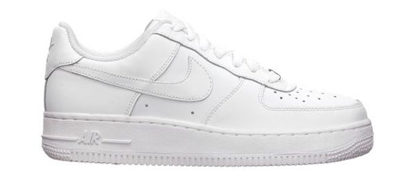 nike air force 1 white sneakers for women