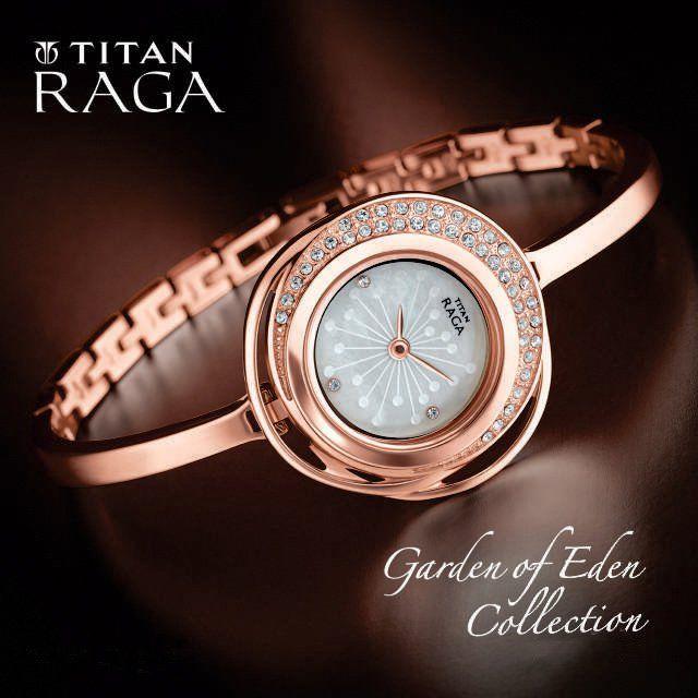 Titan Raga Girls Watches Fashion Watches Women Fashion Trendy Watches