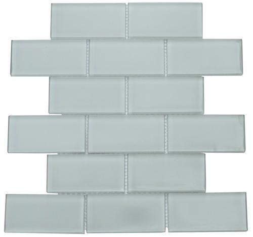 bestview glass mosaic tile 2 x 4 at menards