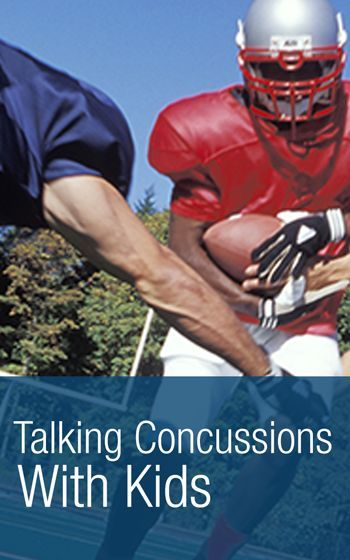 The Concussion Discussion For Kids Sports Injury Chiropractic