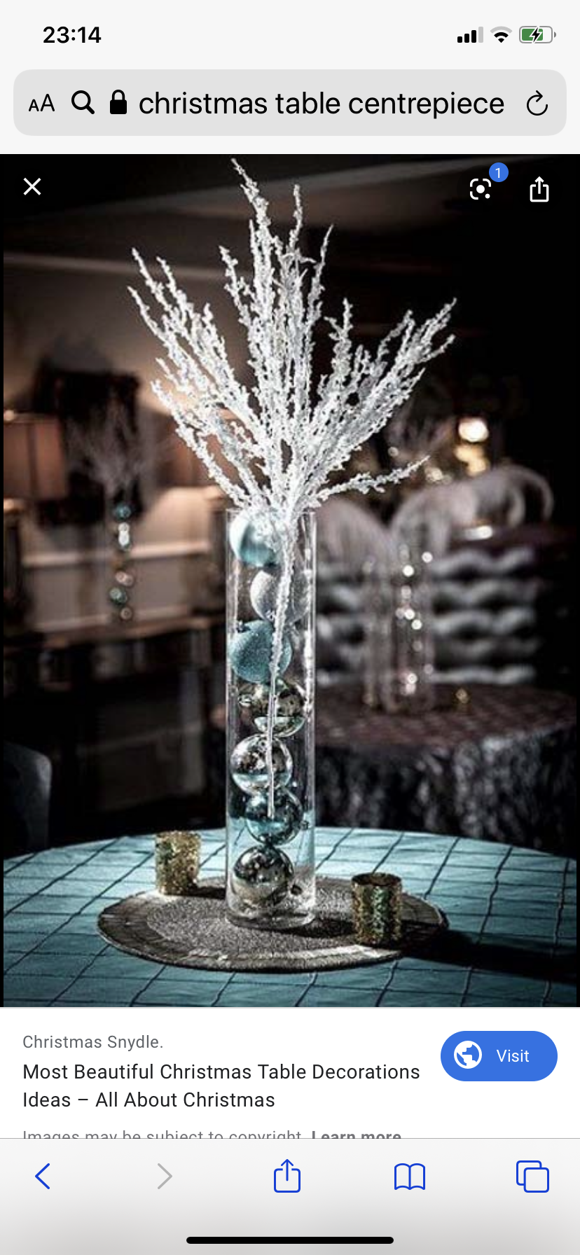 Pin by Chelsèe Rial on Christmas flower arrangements ...