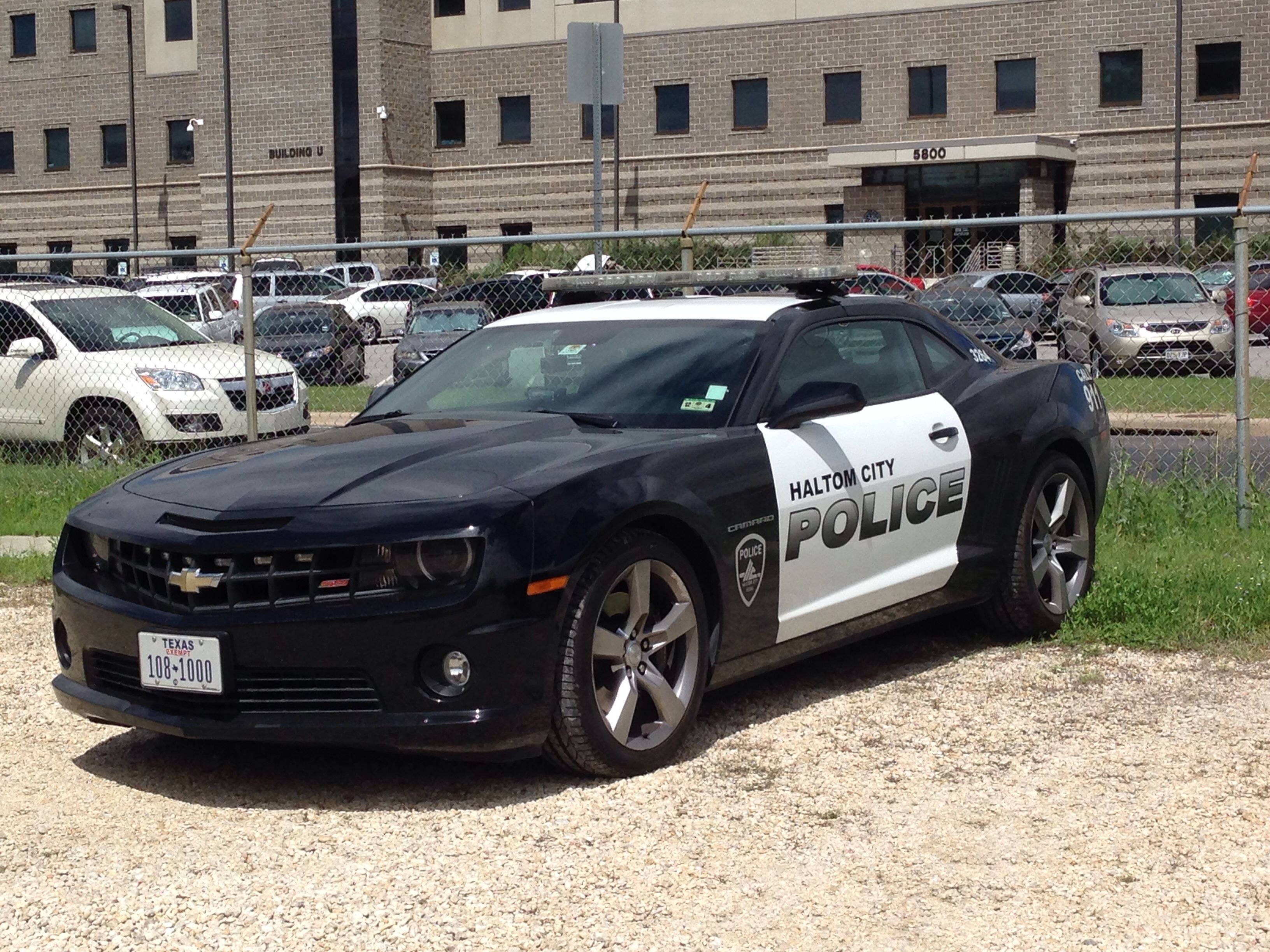 Haltom City Police Tx Camaro Policecar Police Cars Emergency Vehicles Police