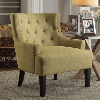Features:  -Dulce collection.  -Leg color: Dark brown.  -Construction Material: Wood frame, legs, foam fill and cotton upholstery.  Distressed: -Yes.  Upholstered: -Yes.  Upholstery Material: -Cotton.