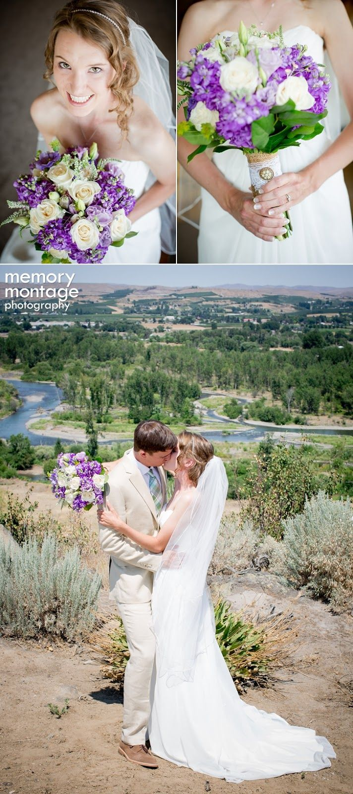 memory montage photography   BLOG June Wedding at the Yakima ...