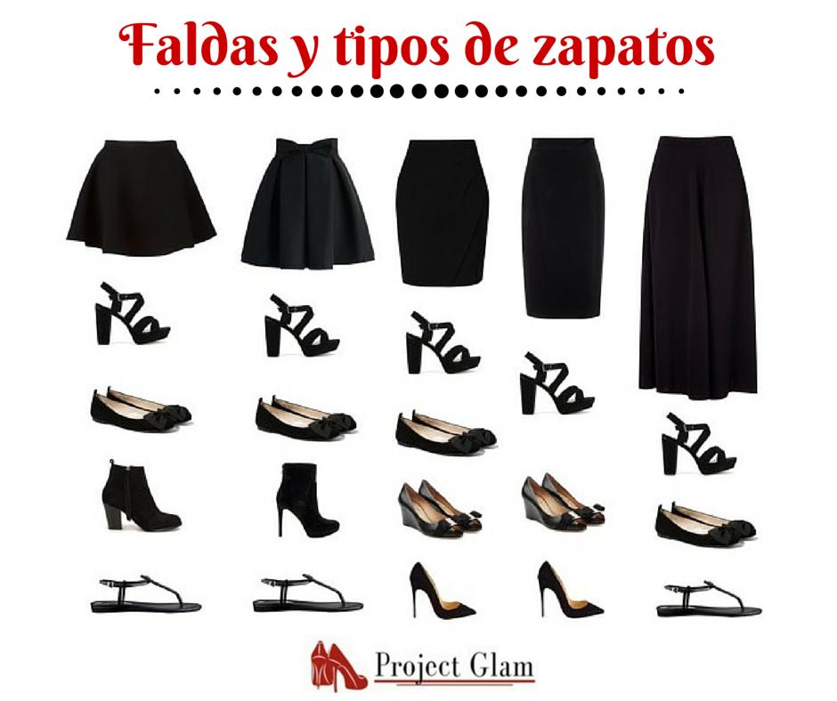 De Y Tipos ZapatosOutfits Faldas ZapatosRopa Moda UzMSVp