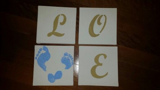 Kids Footprints ❤