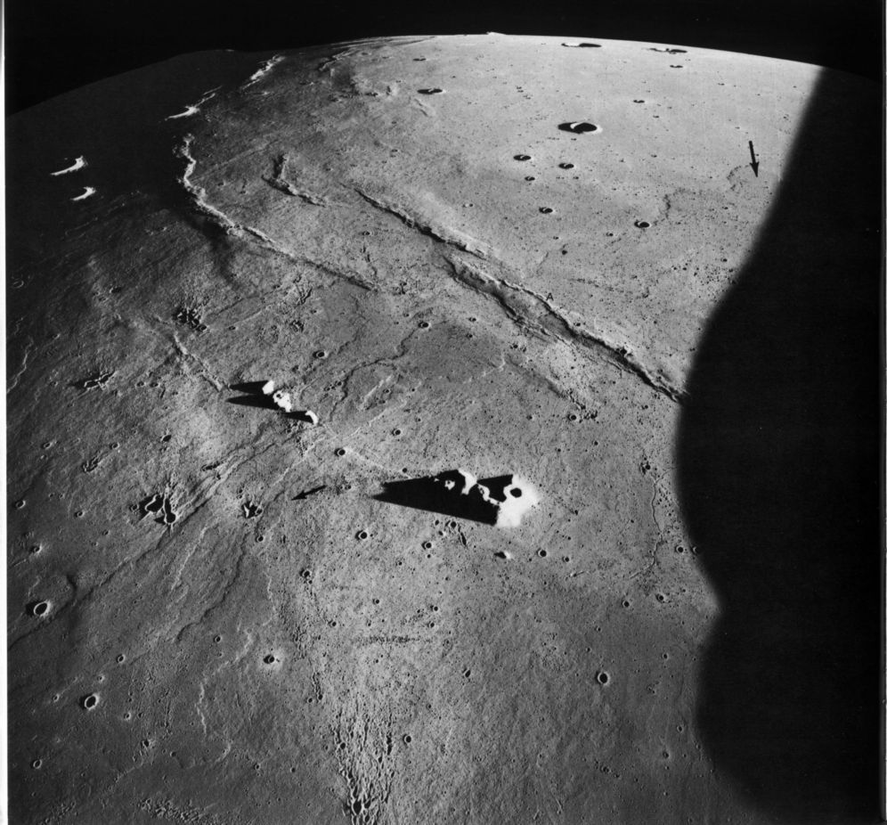 ancient aliens moon landing - photo #19