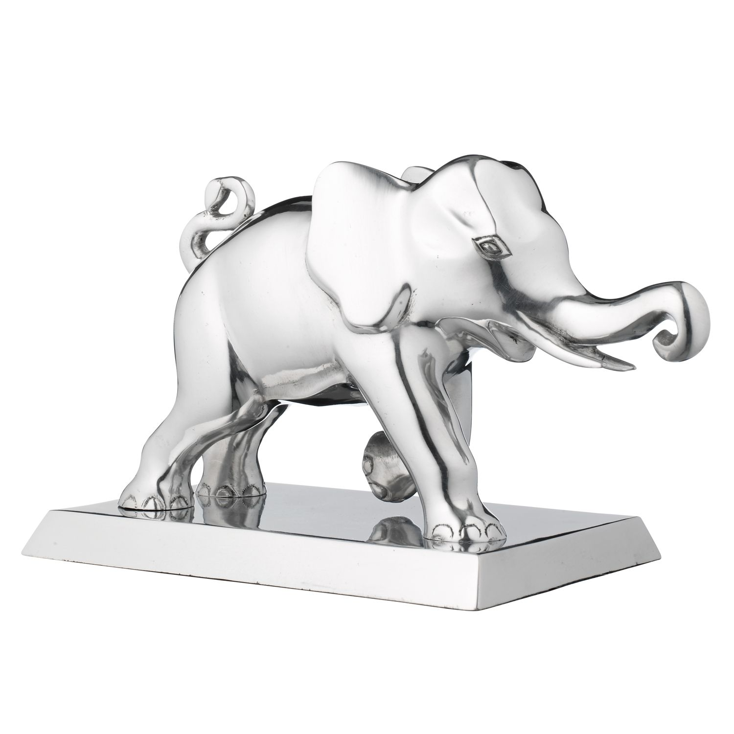 The Elephant Is A Symbol Of Good Luck Trunk Up Obstacles Overcome