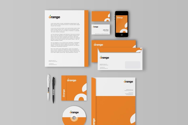 Corporate Identity Branding Mockups By Artimasa Studio On Envato Elements Corporate Identity Branding Mockups Corporate Identity Mockup
