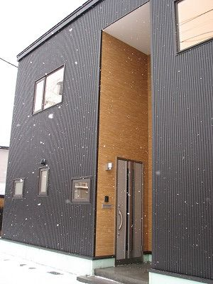 外壁 サイディング 木目 外観の好みはいろいろと好みが 住宅
