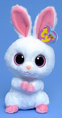 8304b4b9fea Carrots - Bunny Rabbit - Ty Beanie Boos Birthday  February 1 ...