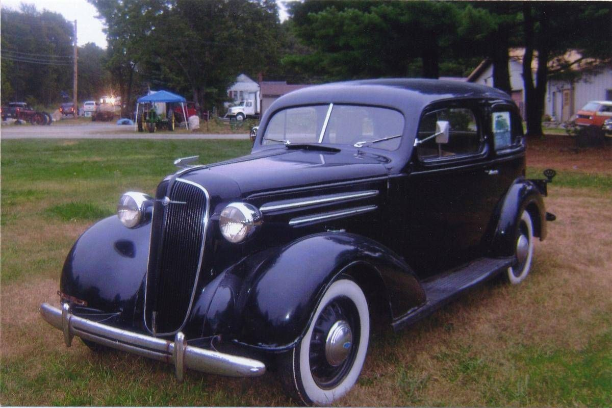 1936 Chevrolet Master 2-door Sedan | Chevrolet | Pinterest | Sedans ...