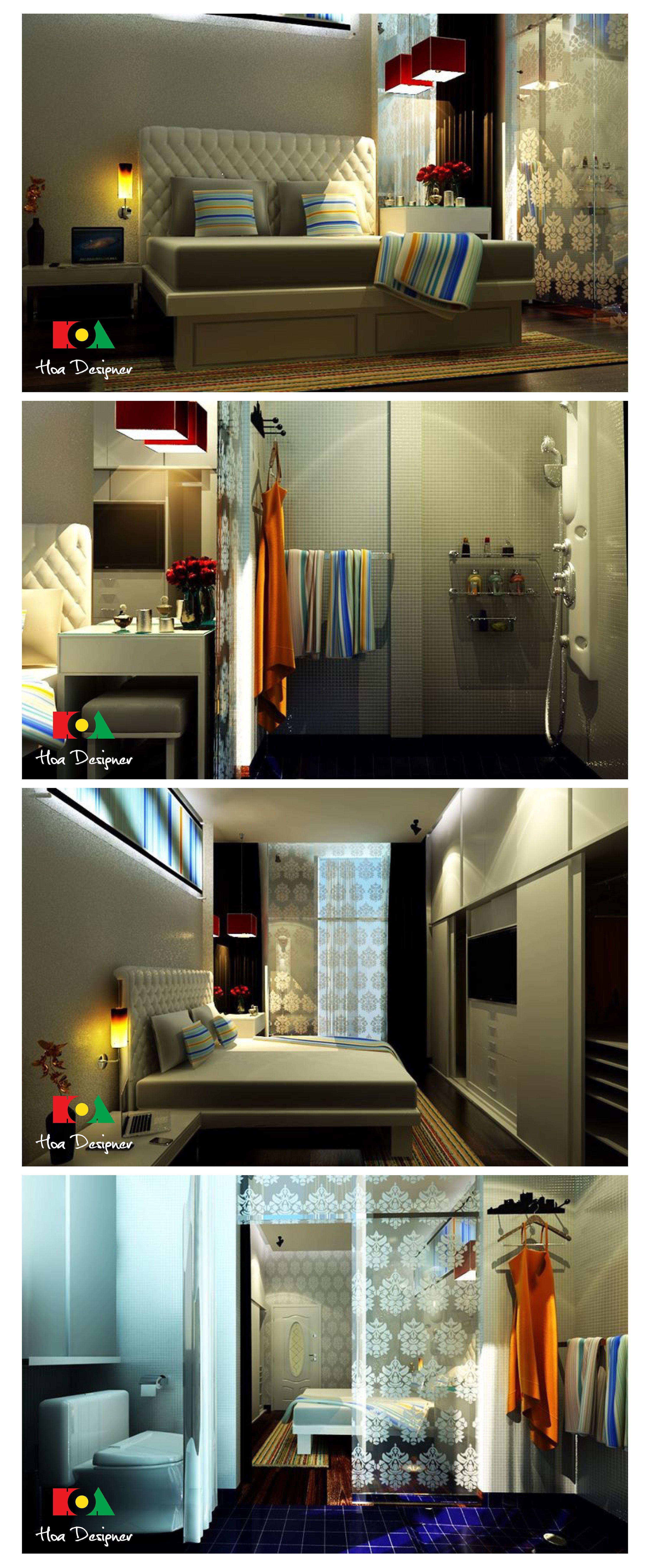 design bedroom interior