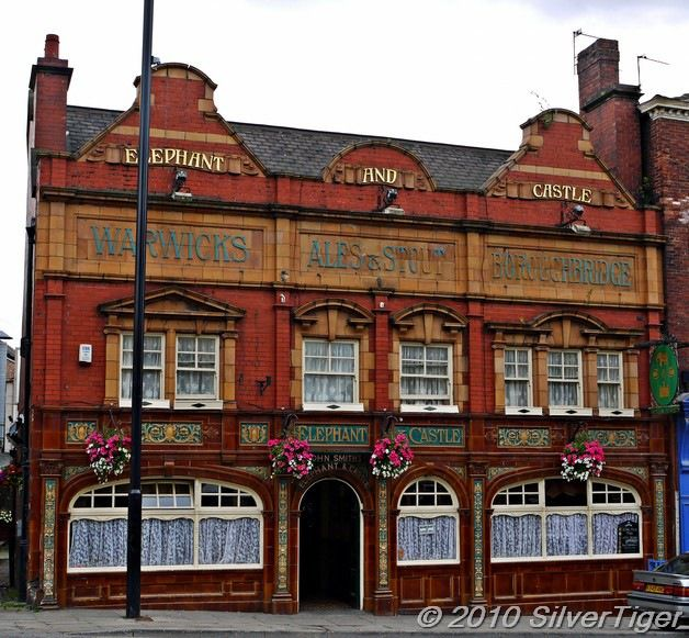 Elephant And Castle, Wakefield