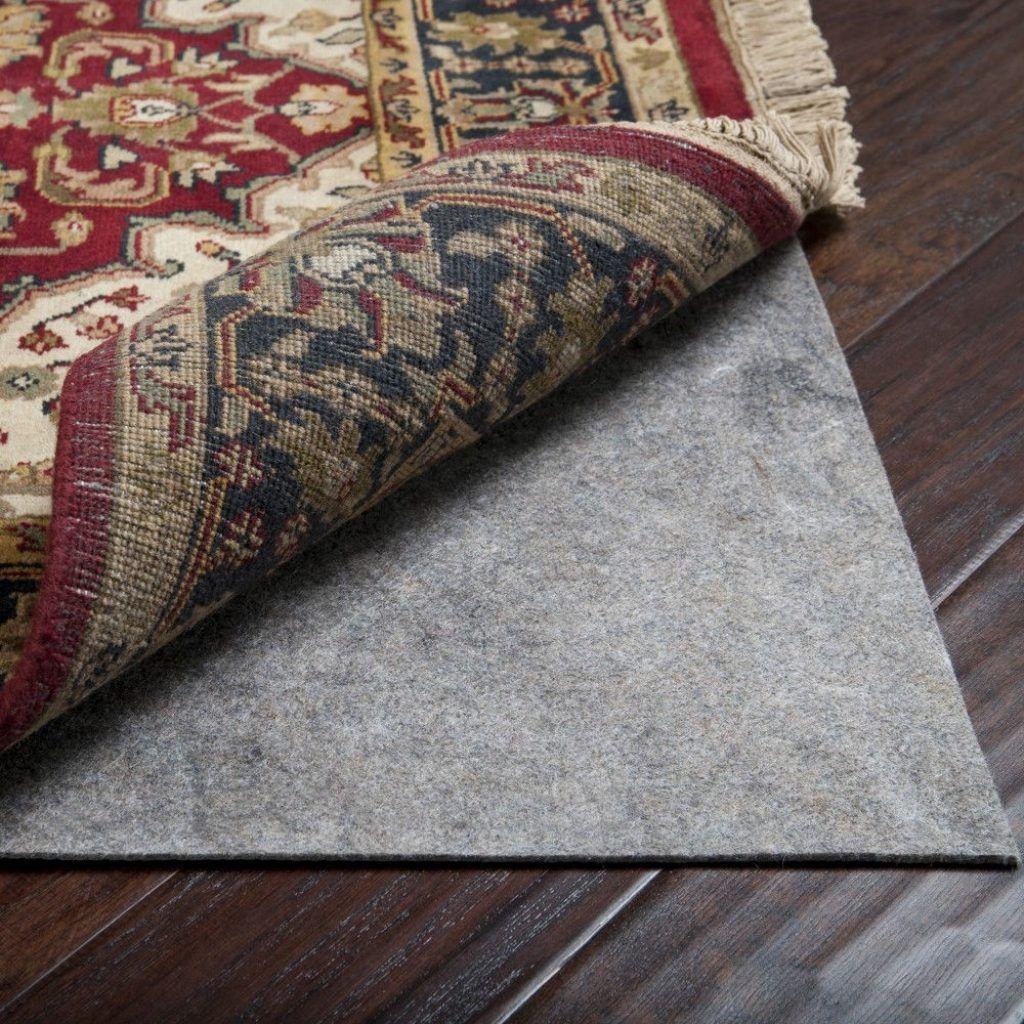Rug Pad Hardwood Floor Damage