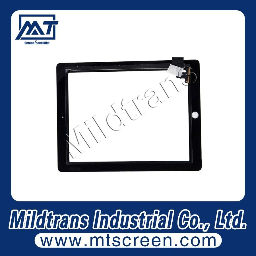 Black Ipad screen.  #Mildtrans