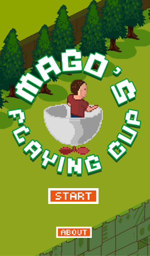There is a following track, Mago is in his flying cup, help him to avoid the blocks in this adventure and make as many points as you can. You can? Show me!  http://Mobogenie.com
